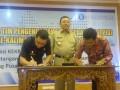 Penandatangan Roadmap TPID Kalbar