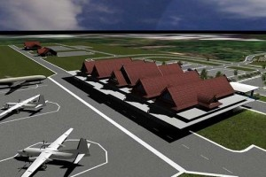 Pembangunan Bandara Singkawang Masuk Tahap Pengukuran Tanah