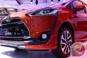 Toyota Targetkan Sienta Terjual 1.200 unit