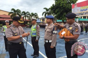 Polres Ketapang Terbitkan Ratusan Surat Tilang