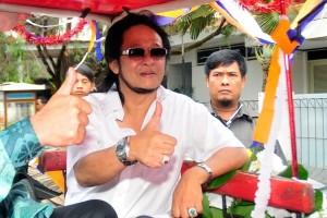 Musisi Deddy Dores Meninggal di RS. Internasional Bintaro