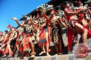 PGD Jadi Momentum Mempertahankan Tradisi Masyarakat Dayak