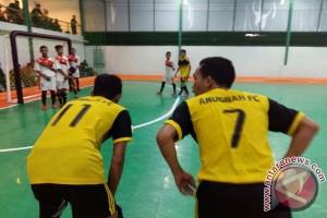 Turnamen Futsal Kapolres Cup 2017 Sukses Digelar