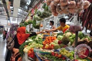 Pemkot Pontianak Sidak Kebutuhan Pokok di Pasar Modern