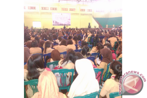 Ratusan Pelajar Putussibau Ikuti Penyuluhan Narkoba