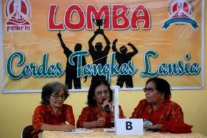 MPM Sanggau Kunjungi Lansia