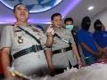 Gagalkan Penyelundupan Narkoba dari Malaysia