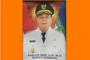 """Bupati Sanggau : Tolak Bantuan Dimulai Dari """"Nol"""""""