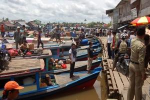 Masyarakat Harap Pemda Jaga Kualitas Air Sungai