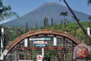 Pembangunan Bundaran Jembatan Agen Dimulai Setelah Lebaran