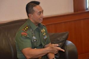 Pangdam XII/TPR Larang Prajurit Ajukan Proposal THR