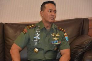 Kodim 1202/Singkawang Gelar TNI KB Kesehatan Bengkayang