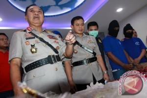 Kapolda Kalbar Instruksikan Para Kapolres Perangi Narkoba