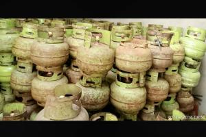 Konsumsi Gas Melon Di Pontianak 22.000 Tabung