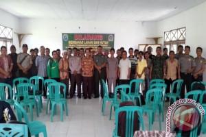 Sosialisasi Pencegahan Karhutla di Balai Sepuak