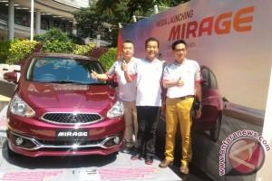 New Mirage Versi Penyegaran Mitsubishi