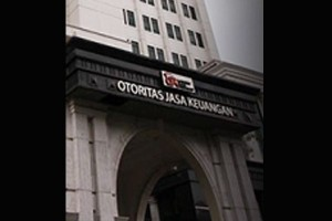 """OJK Riau Bentuk Satgas Waspada Investasi """"Bondong"""""""