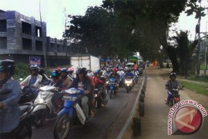 Pontianak Kurangi Kemacetan Dengan BRT Bantuan Pusat