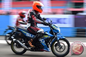 Suzuki Perkenalkan Big Bike di GIIAS
