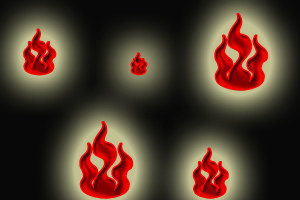 Satgas: Lima Titik Api Di Sambas