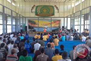 Ratusan warga binaan Lapas Sambas dapat remisi