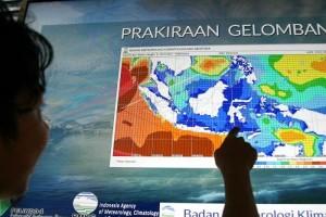 BMKG Sosialisasikan Perubahan Iklim dan Kualitas Udara