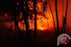 Polres Sambas Petakan Wilayah Rawan Kebakaran