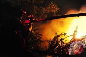Polres Sambas Amankan Terduga Pembakar Lahan