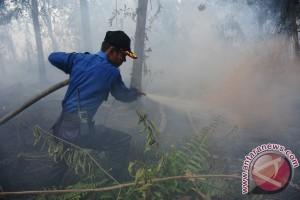 Polres Singkawang Rakor Karhutla