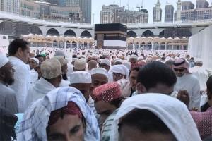 27.620 Jamaah Indonesia Sudah Berada di Mekkah