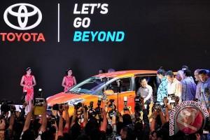 Toyota Catat Kinerja Positif Sepanjang Januari-Juli 2016