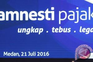 Baru Sembilan Persen Wajib Pajak Ikut Tax Amnesty di Pontianak