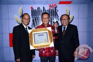 Infobank : 15 Tahun Kinerja Bank Kalbar Sangat Bagus
