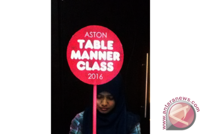 Hotel Aston Ajak Jurnalis Pahami Table Manner
