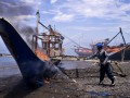 Pemusnahan Kapal Nelayan Ilegal