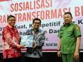 Sosialisasi Program Transformasi BPD