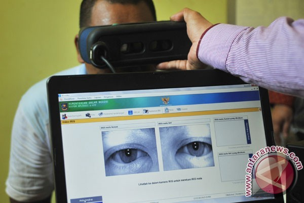 35.373 warga Pontianak belum rekam data KTP elektronik