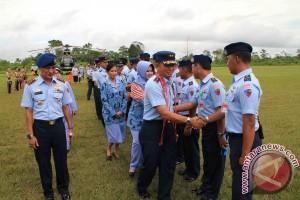 Pangkoopsau I Kunjungi Lanud Singkawang II