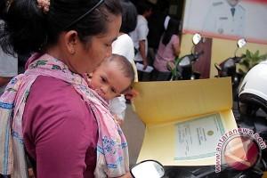 93 Persen Anak Pontianak Miliki Akta Lahir