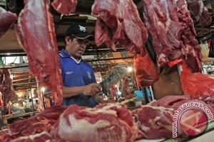 Harga Daging Sapi di Putussibau Rp170 Ribu/kg