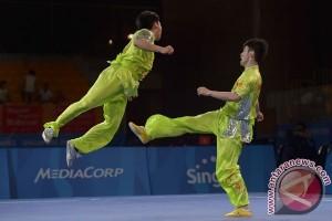 Dua Atlet Wushu Jambi Lolos ke Semifinal