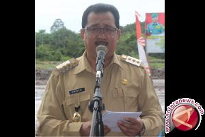 Mentan Imbau Warga Perbatasan tak Tergantung Malaysia
