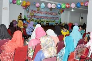 Mempawah Gelar Lomba Balita Indonesia