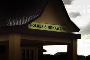 "Polres Singkawang Tangkap Pelaku ""Tusuk Jarum"""