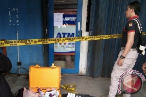 Polisi Kapuas Hulu Curigai Pelaku Pembobolan Atm