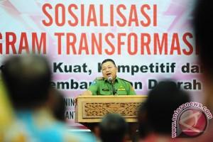 Gubernur Kalbar Dorong Pemkab Sertakan Modal BPD