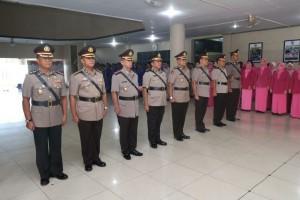 Tiga Pejabat Polda Kalbar dan Satu Kapolres Diganti