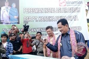 PT Smart Bangun Air Bersih Kapuas Hulu