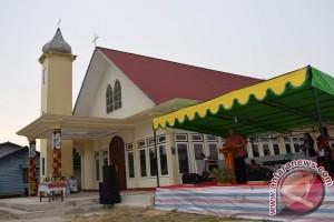 Bupati Sintang Resmikan Gereja Katolik di Jerora