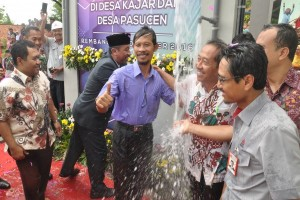 SMGR Bangun Infrastruktur Air Bersih Untuk Warga Sekitar Pabrik Rembang